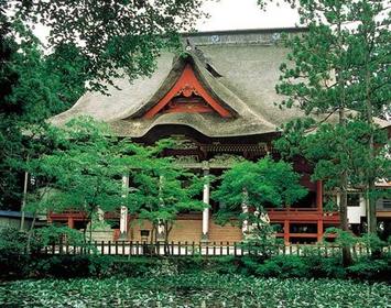 Mt. Haguro Shrine Sando image