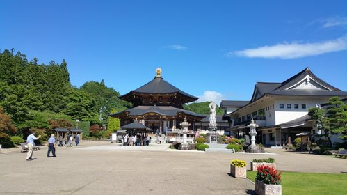 Johgi Nyorai (Saihoji Temple) image