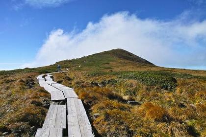 Mt. Gassan image