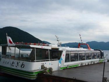 田泽湖游览船 image