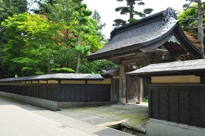 Haguro Town Bukeyashiki-dori Street image