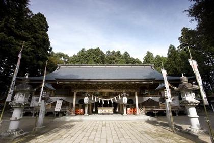 櫛引八幡宮 image