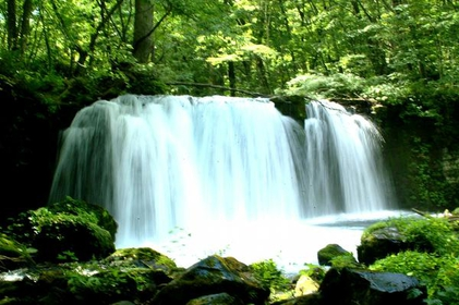 Choshi Otaki Falls image