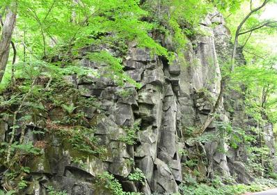 马门岩 image