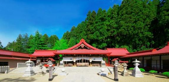 金蛇水神社 image