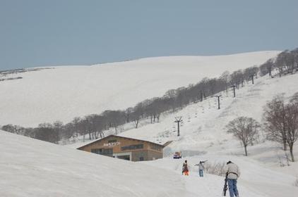 月山スキー場 image