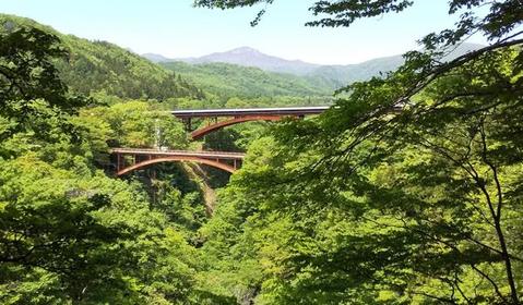 雪割橋 image