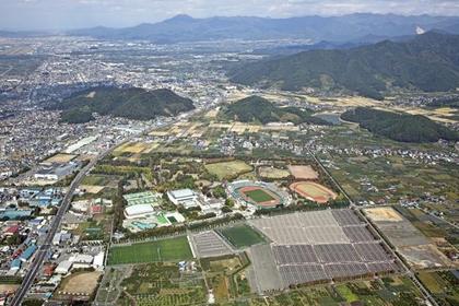 山形県総合運動公園 image