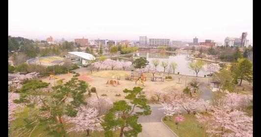 開成山公園 image