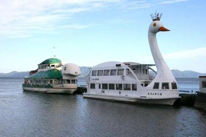 磐梯観光船(猪苗代湖遊覧船) image