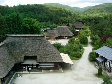 远野乡土村 image