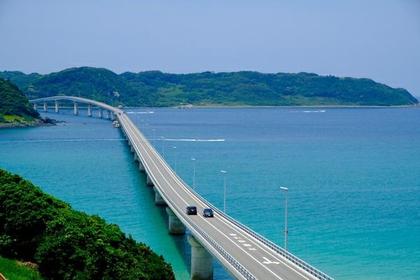角島大橋 image