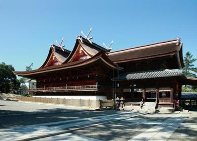 吉備津神社 image