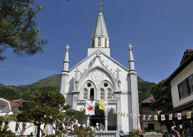 津和野天主教会 image
