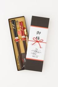 Enmusubi Chopsticks Hiranoya image