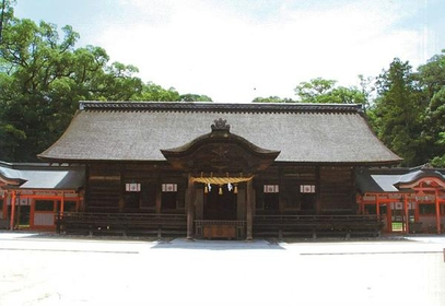 Oyamazumi Shrine image