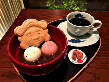 마음편한 일본풍 카페 아마에몬 image