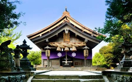Hakuto Shrine image