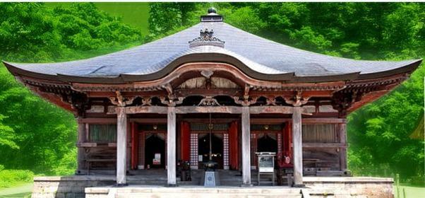 Daisenji Temple's Main Hall image