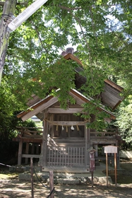 Inochinushi no Yashiro Shrine image