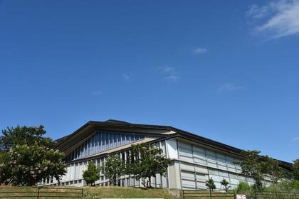 鸟取砂丘 砂之美术馆 image