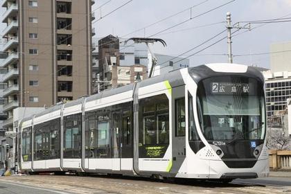 Hiroshima Dentestu Train image