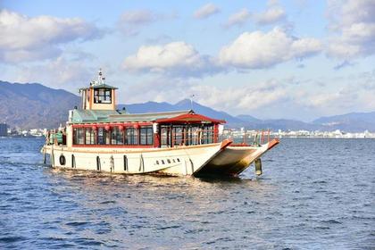 宮島參拜遊覽船 image