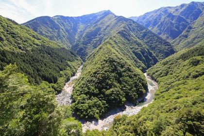 祖谷溪 image