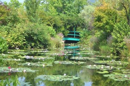 北川村「モネの庭」マルモッタン image