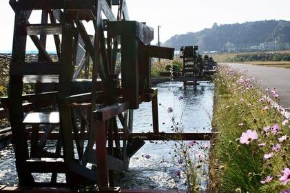 Yasunami Water Mill Village image