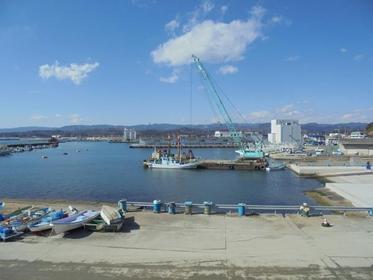 大津渔港 image