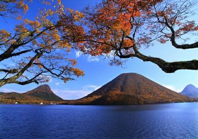 하루나 호수 image