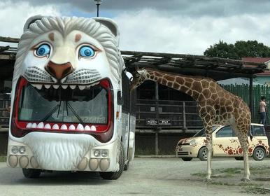 那須野生動物園 image