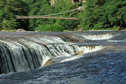 吹割の滝 image
