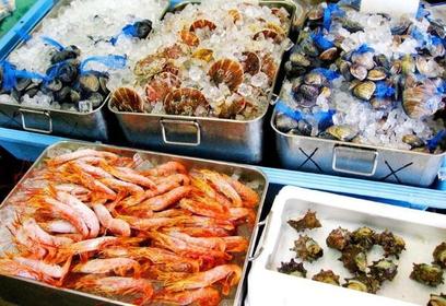 Oarai Seafood Market image