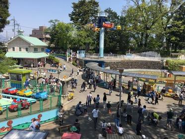 LUNA PARK, Maebashi Central Children's Playground image