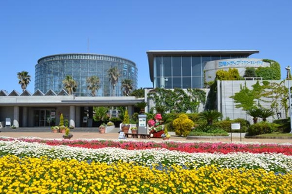 산요 미디어 플라워 뮤지엄(치바시 꽃 미술관) image