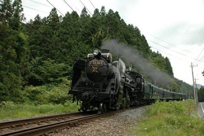 秩父鐵道‧SL「PALEO Express」 image
