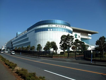 나카야마 경마장 image