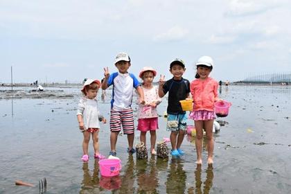 江川海岸潮干狩場 image