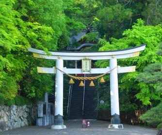 宝登山神社 image