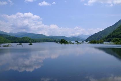 秋元湖 image