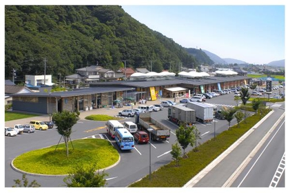 Roadside Station Joubon no Sato image