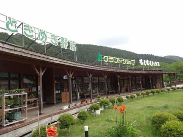 Roadside Station Tsuyama Mokumoku Land image