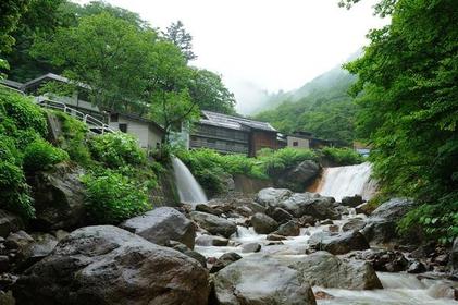Namegawa Hot Springs Fukushimaya image