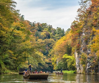 Geibi Gorge Boat Trip image