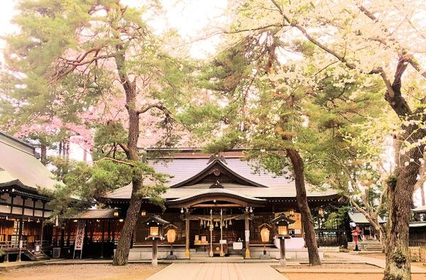 Rikuchu Ichinomiya Komagata Shrine image