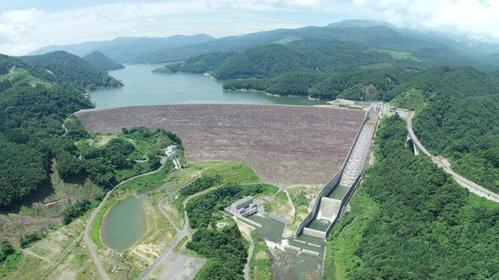 Isawa Dam image