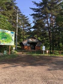 姬神山一本杉园地露营场 image