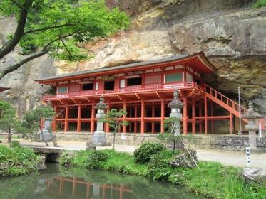 Takkoku no Iwaya Bishamondo Hall (Takkoku Seikoji Temple) image